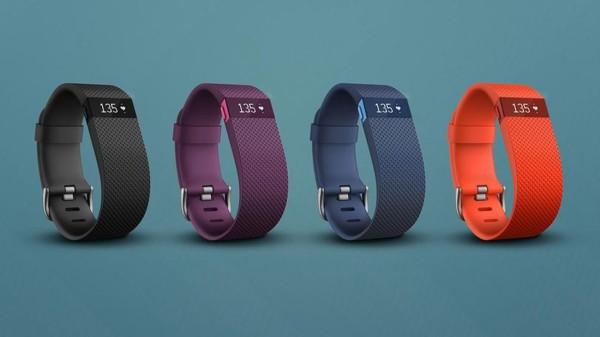 Fitbit Charge HR in verschiedenen Farben