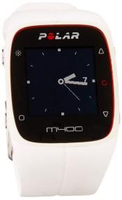 Polar M400 weiss
